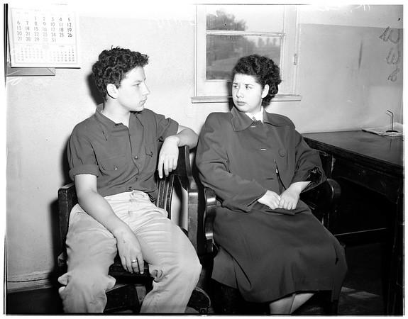 Alvarez Stabbing, 1951