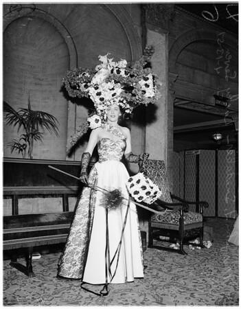 Headdress Ball, 1951