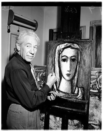Art Exhibition, 1951