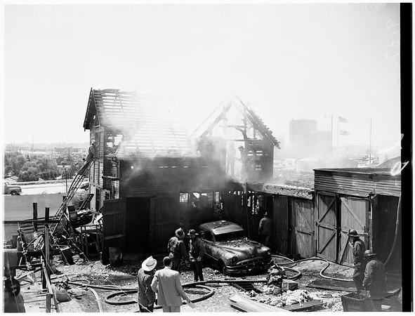 Fire, 1951