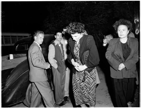 Shooting at Norwalk, 1951