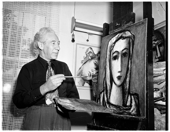 Art Exhibition, 1951