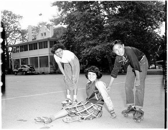 Sherman institute -- Riverside, 1951