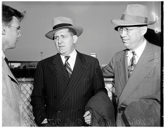 Assistance Societies of interior, 1951