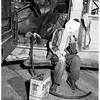 Boy burned, 1951