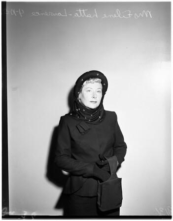 Divorce, 1951