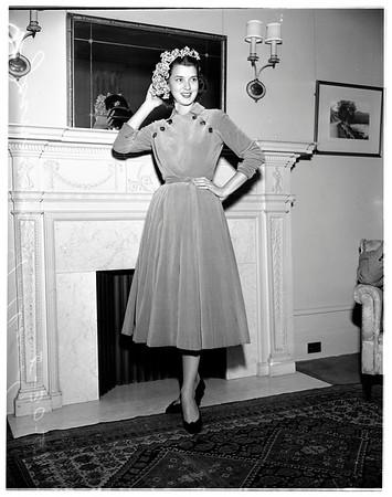 Maid of Cotton, 1951