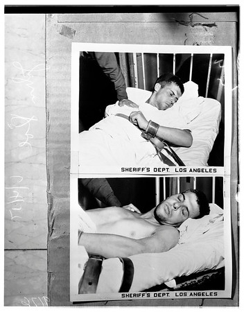 Unidentified psycho, 1951