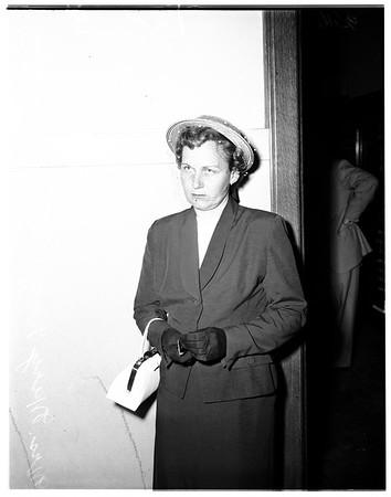Schredorf suit -- San Bernardino, 1951