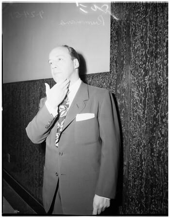 Battery suit -- $210,000, 1951
