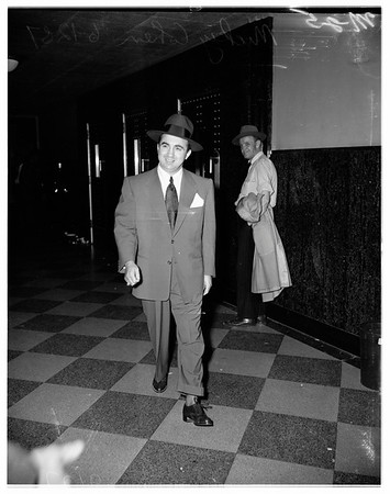 Cohen tax trial, 1951