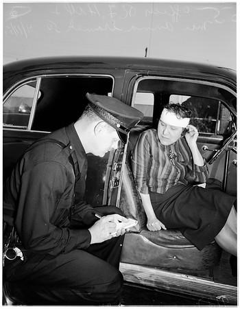 Berserk assault, 1951