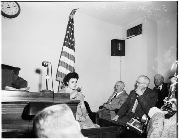 O'Donnell inquest, 1951