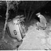 Auto accident, 1951