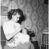 Baby pix for soldier (4444 Wilshire Boulevard), 1952