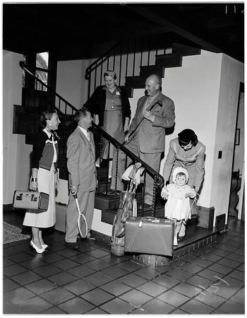 SM Char League. Society, 1951