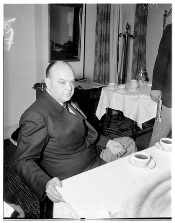 Medical meeting (Biltmore), 1951