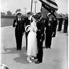 Naval ROTC at University of Southern California, 1951