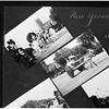 Pasadena Rose Parade taken with a 1908 Brownie camera, 1957