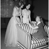Alpha Delta Pi planning party, 1951