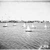 Model boat regatta...Hawthorne, 1951