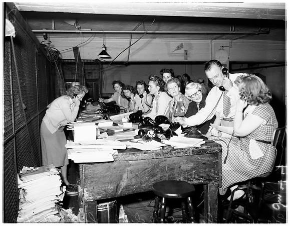 Examiner fire, 1951