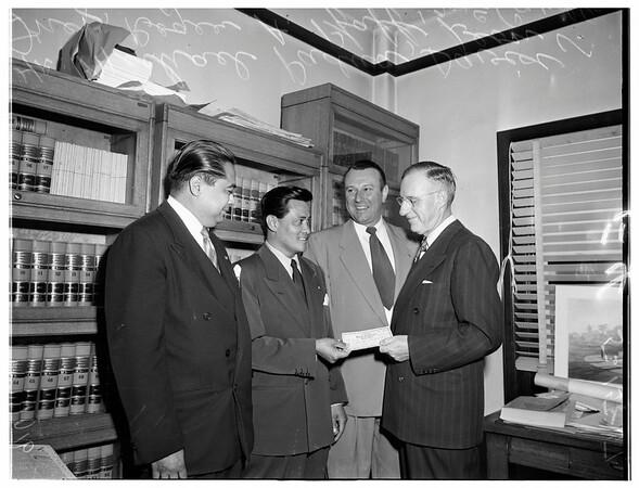 MacArthur fund, 1951