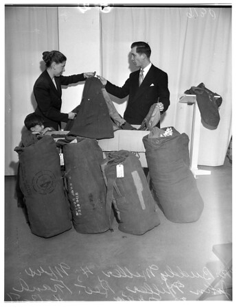 Clothes for Korea, 1951