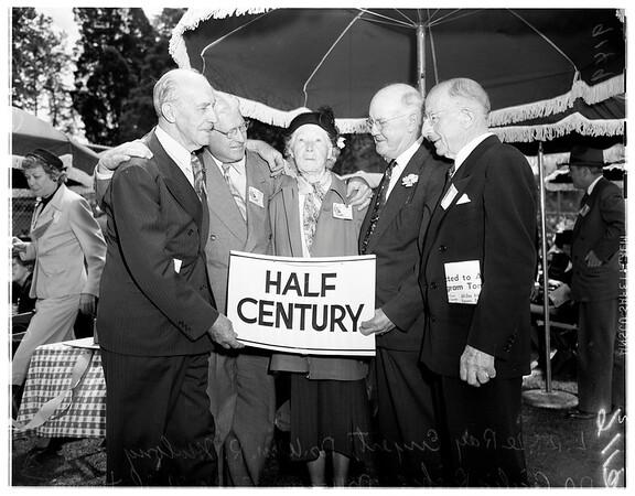 University of Southern California Alumni Day, 1951