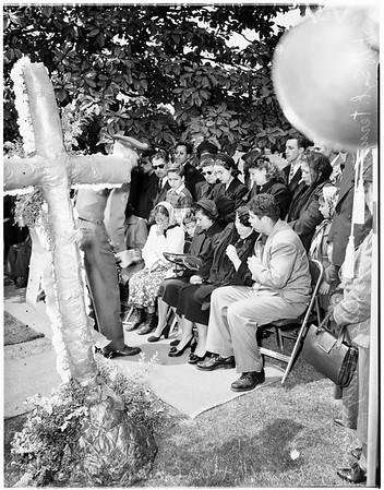Salazar Funeral, 1951