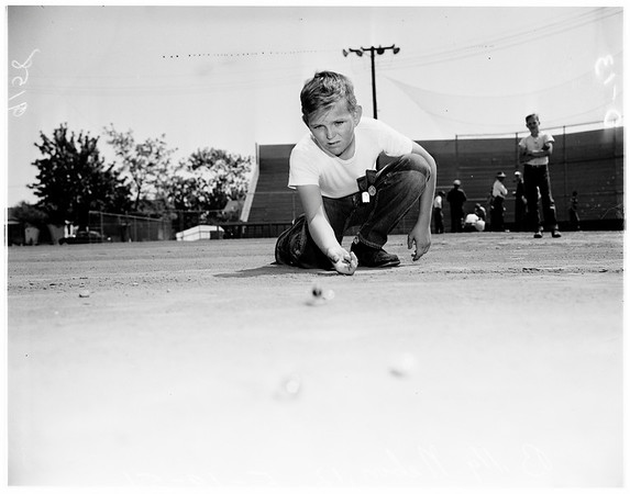 Marble champ, 1951
