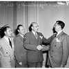 Biltmore interview, 1951