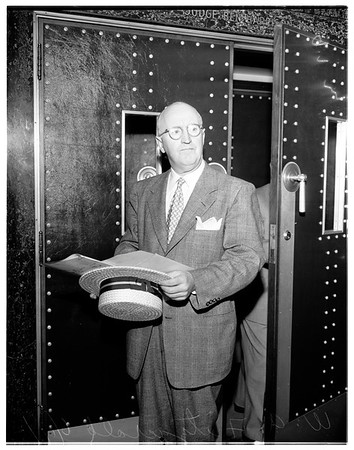 Cohen income trial, 1951