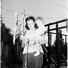 Woman burned (6228 Atoll Avenue, North Hollywood), 1951