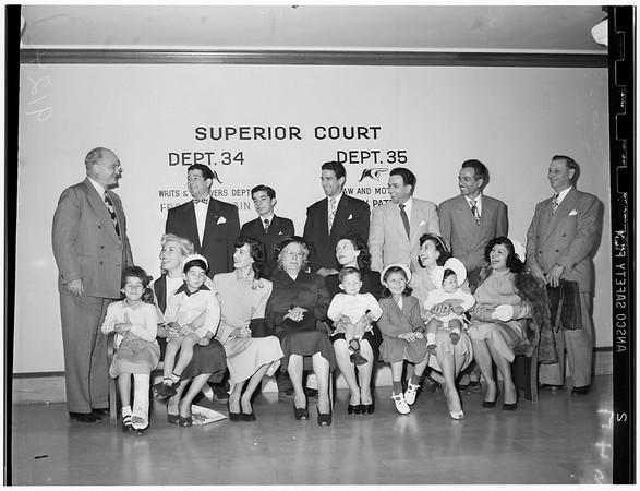 Name change, 1951