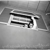 Boy three years old falls two stories from window, North Hollywood, 1951