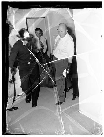 Eggleston murder -- suicide, 1951