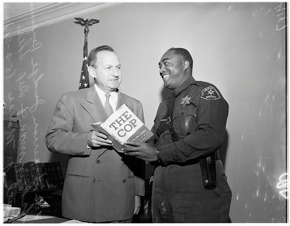 Judge Scheinman, 1951