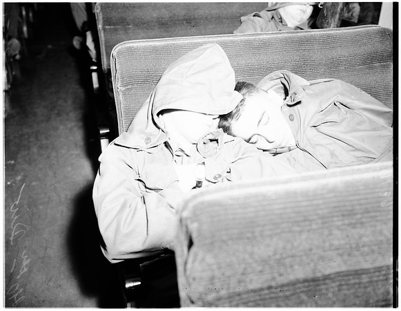 ferry pix, 1951