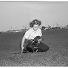 Dog obedience classes, Lynwood, 1951