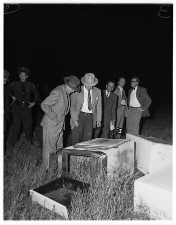 Boy found (body), 1951