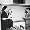 Parents in school -- Foshay Jr. High School, 1951