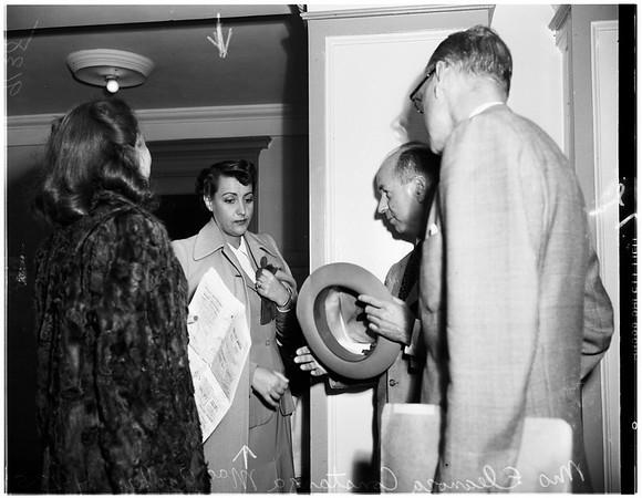 MacGachen divorce, 1951