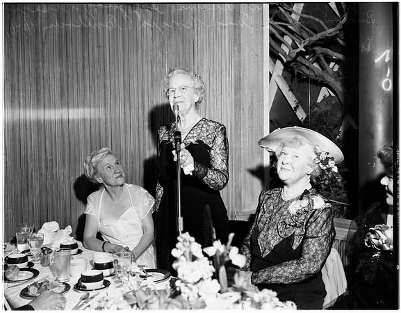 Woman Lawyers, 1951