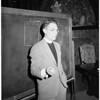 Spiritual therapy clinic, 1951