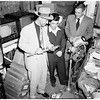 Burglary ring broken (San Pedro), 1951