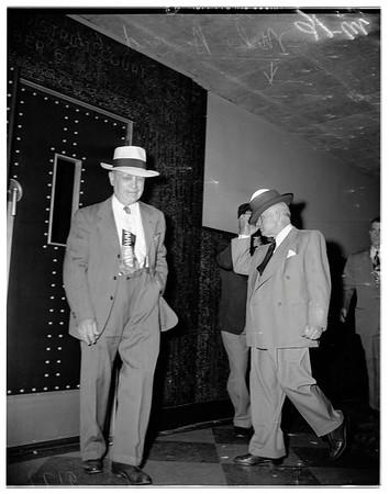 Cohen tax trial, 1951