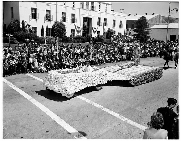 Armed Forces Day at San Luis Obispo, 1951