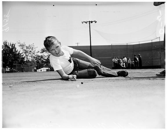 Marble champ, 1951