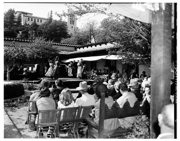 Southwest museum, 1951